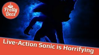 Live-Action Sonic is Horrifying | Pretty Dece | December 10th, 2018