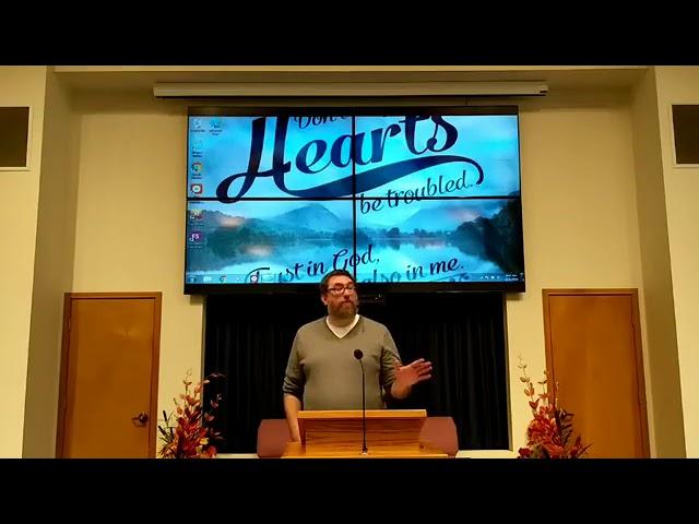 Worship Service 11-1-2020
