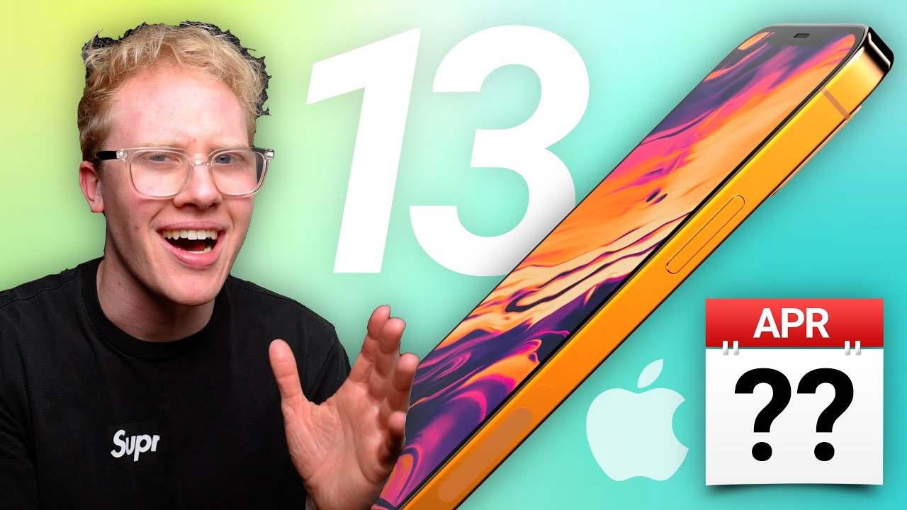Apple's April 2021 EVENT Leaks! iPhone 13 New COLORS ...