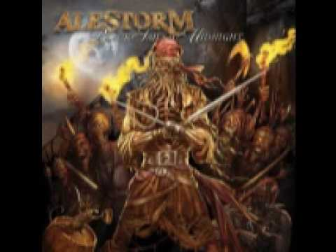 Alestorm- Wolves of the Sea