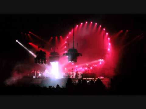 Pink Floyd Live - The Dogs Of War - 19th August 1988