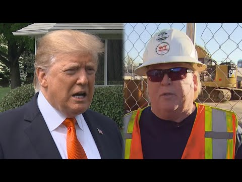 McCabe - This Construction Worker Sounds Exactly Like Donald Trump