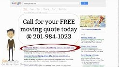 Moving In Jersey City | Call 201-984-1023 For Affordable House And Office Movers