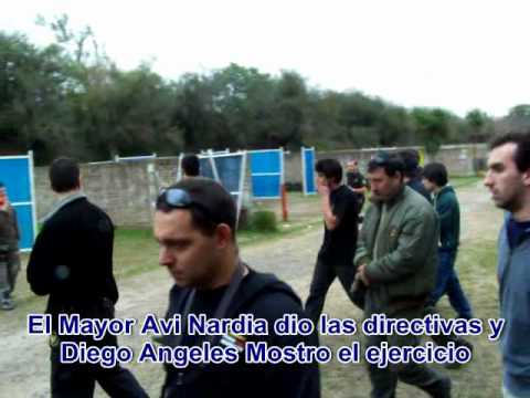 El Mayor Avi Nardia en la Argentina Videos De Viajes