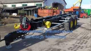 FTT - Fast Track Trailers - GT18N - przyczepa rolnicza - przyczepa skorupowa - Ruukki