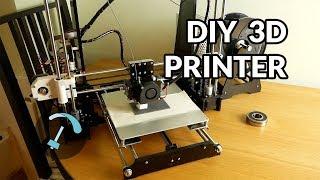 3D Printer build and test - Anet A8 - BANDARRA