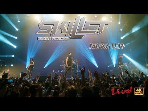 SKILLET 14 MONSTER