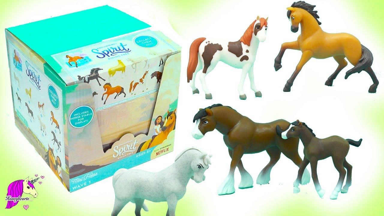 Dreamworks Spirit Riding Free Stallion Horse Surprise
