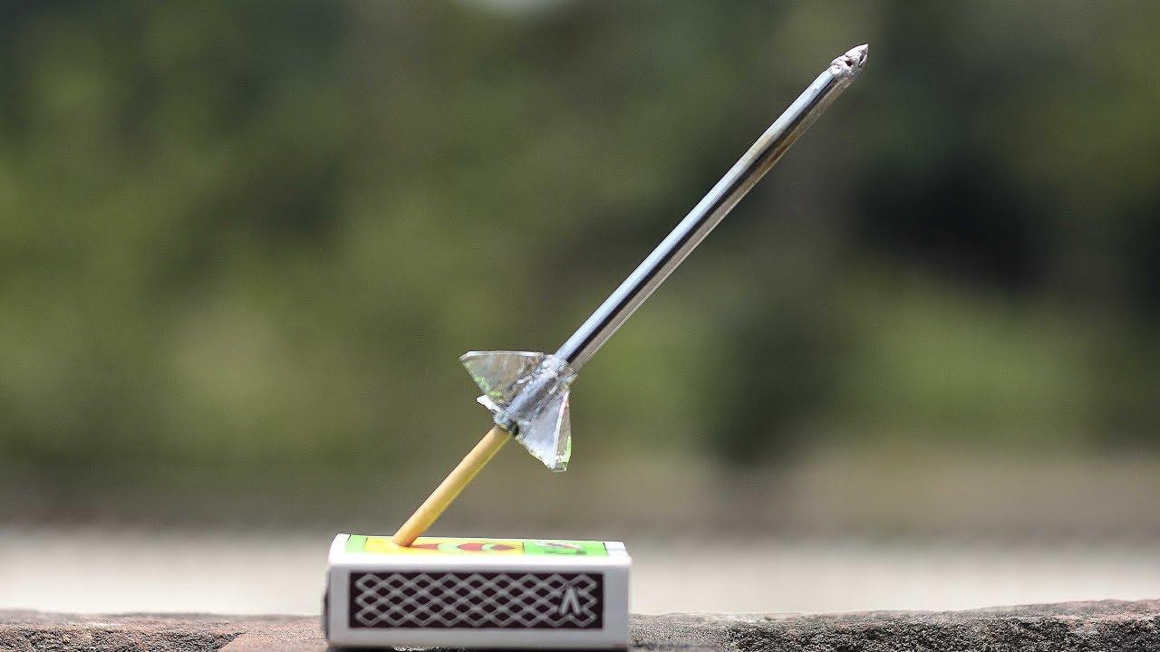 Download ✳️3 Ways To Make Simple Matchstick Rocket