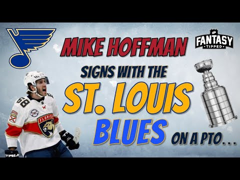 Why did Hoffman sign a PTO??