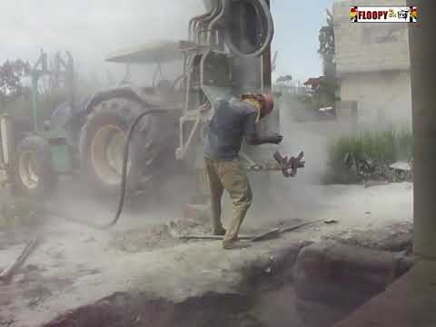 How to Drill a Borehole for Water in Ghana - Full Process