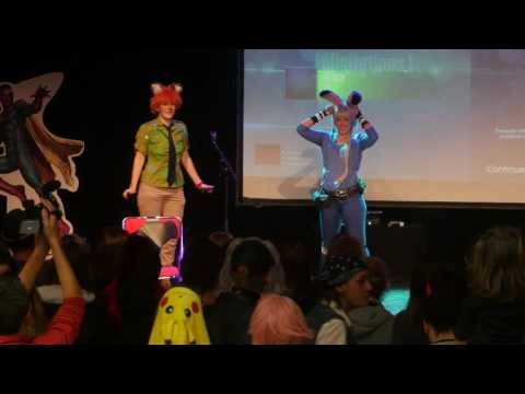related image - Mangap 2016 - Concours Cosplay - 02 - Zootopia
