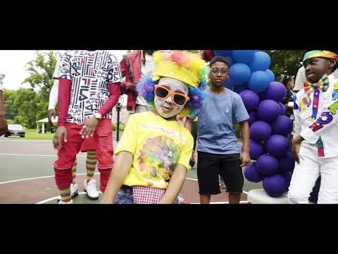 Fresh The Clowns ft DJ Lilman -  WITH MY FRIENDS (OFFICIAL MUSIC VIDEO)