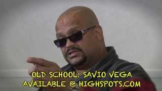 SAVIO VEGA ON BRUISER BRODY