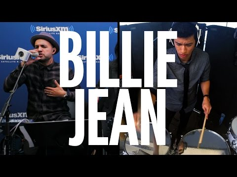 """Billie Jean"" Live @ SiriusXM feat. Jean Rodriguez - Tony Succar"