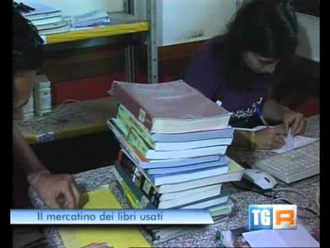 Servizio del tg3r sul mercatino dei libri usati al circolo - Mercatino dei mobili usati ...