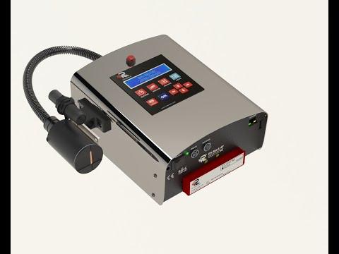 RN Mark E1-18 Industrial Inkjet Printer For Product Coding & Marking