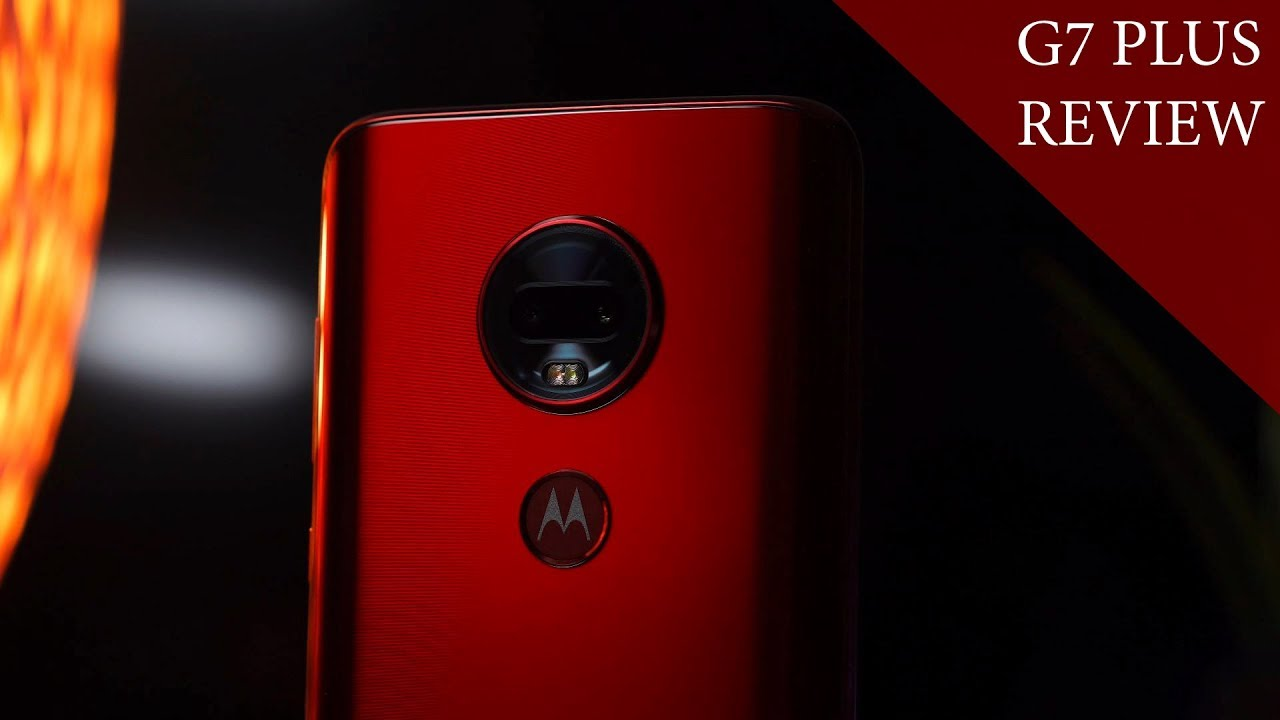 Motorola G7 plus the unscripted truth review!