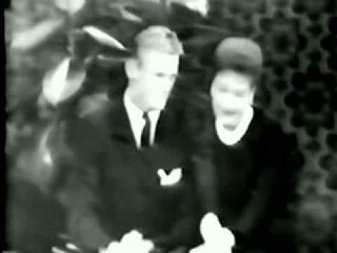 Tab Hunter with Ethel Merman  112459