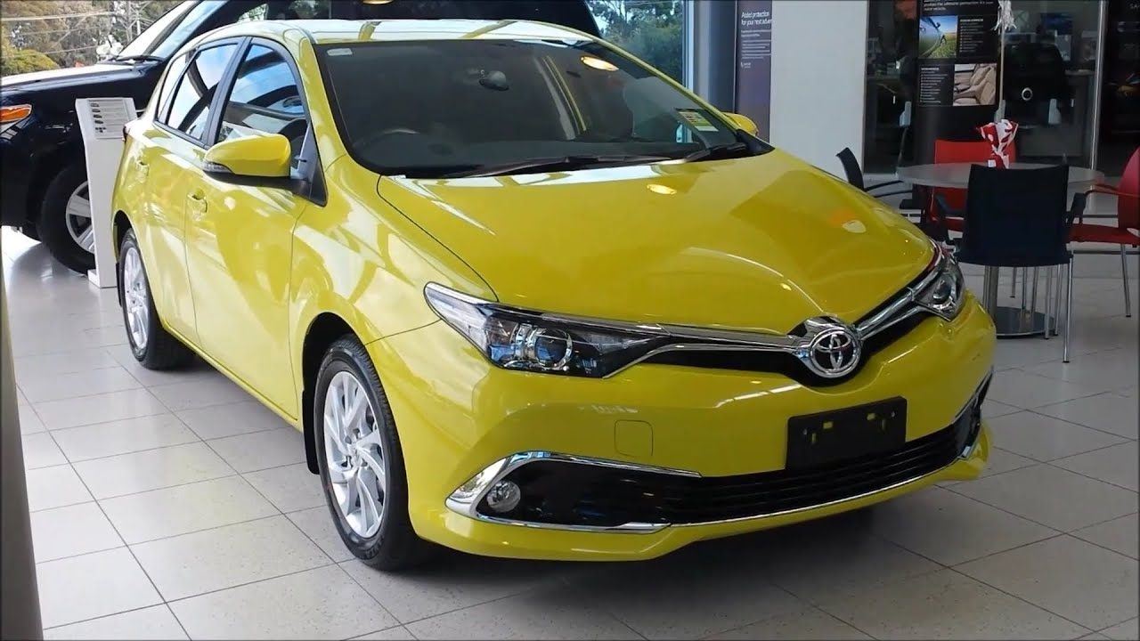 toyota auris corolla scion im 2016 in depth tour interior and exterior youtube. Black Bedroom Furniture Sets. Home Design Ideas