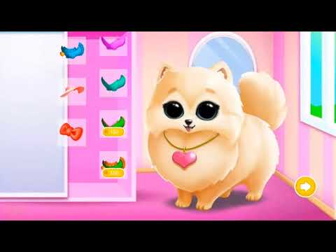 Puppy Bella Care   Play Fun Animal Doctor & Makeover   Gameplay Android Video