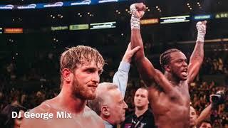 KSI winner Mix (DJ George Mix) (KSI Greatest Hits) (KSI A Champion) KSI vs Logan Paul (KSI Music)