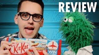 Review: Kit Kat Cookies & Cream | NEthing Reviews