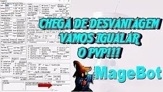 MageBOT 8.60 - 100% Crackeado!!!