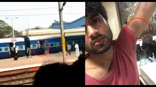 షూటింగ్ లో రైలు ఎక్కబోతూ కింద పడిన విజయ్ దేవరకొండ  || #VijayDevarakonda  Accident #Dearcomrade