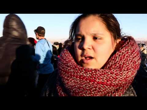 Voices from Standing Rock: Tokata Iron Eyes