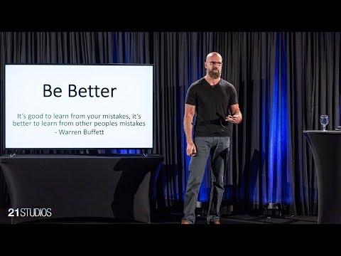 Be Better | Richard Cooper | Full Length HD