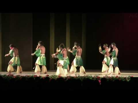 festival dei Cuori Tarcento 2009 - Futuna Fatuana Cultural Group 1-VANUATU.mpg