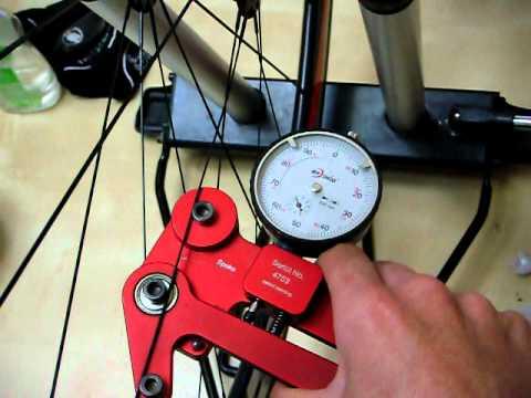 Speichentensiometer