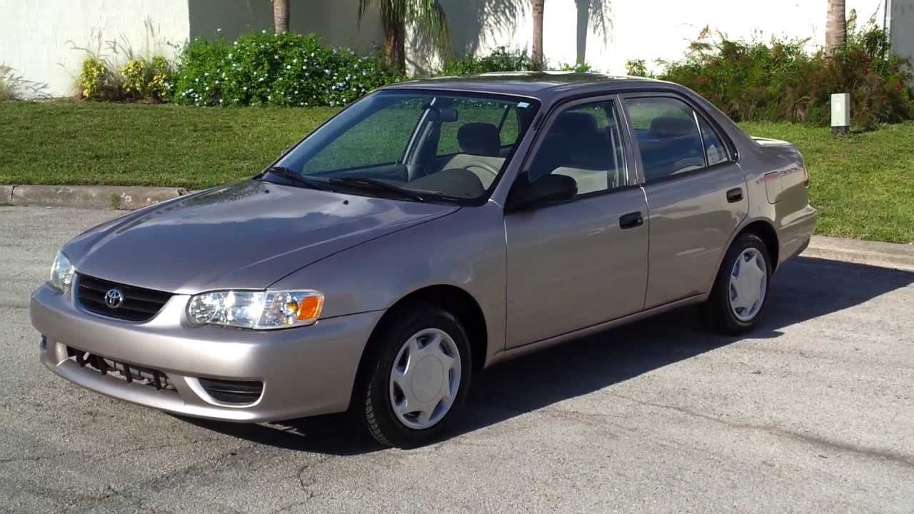 for sale 2002 toyota corolla low miles southeastcarsales net youtube. Black Bedroom Furniture Sets. Home Design Ideas