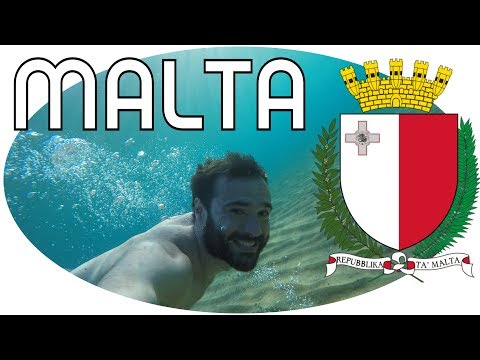 Malta - VLOG 4 days in Malta and Comino (subtitles available)