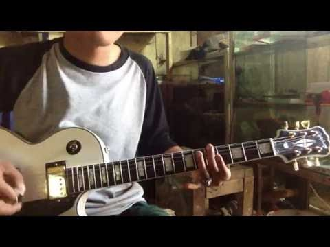 Last Child - Percayalah Guitar Cover Lesson by Resnu Andika Swara