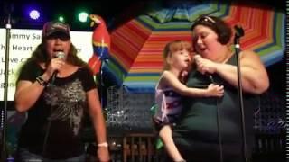 Paula, Gracie & Christina ~ No One Else On Earth [Karaoke]