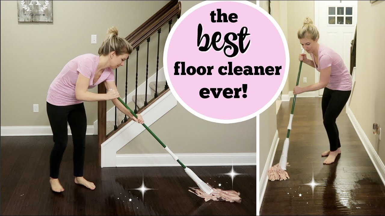 Floors Clean With Kids Pets