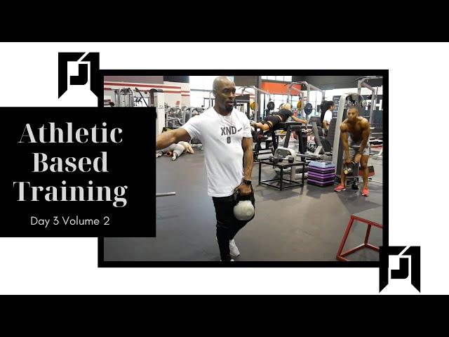 ABT- Athletic Based Training: Day 3 Volume 2-2021
