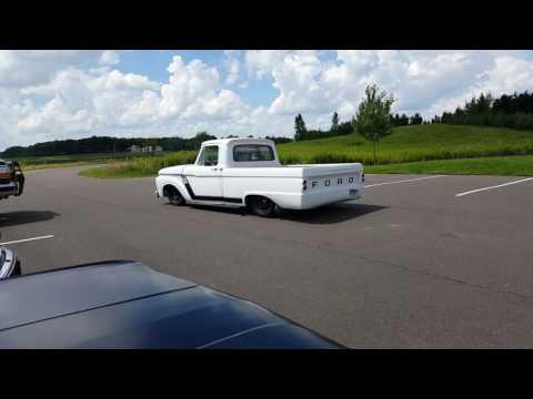 64' Ford F100. Last hurrah.