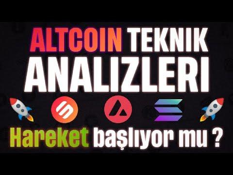 Download Mega Altcoin Rallisi Başlıyor mu? TEKNİK ANALİZ!!