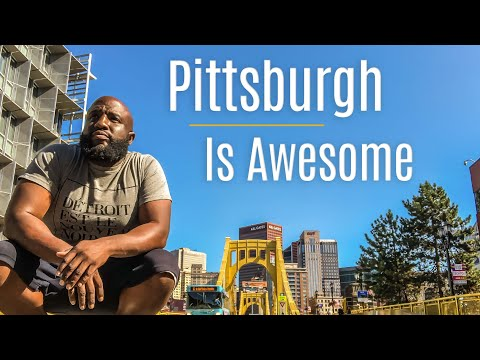 Falling In Love With Pittsburgh