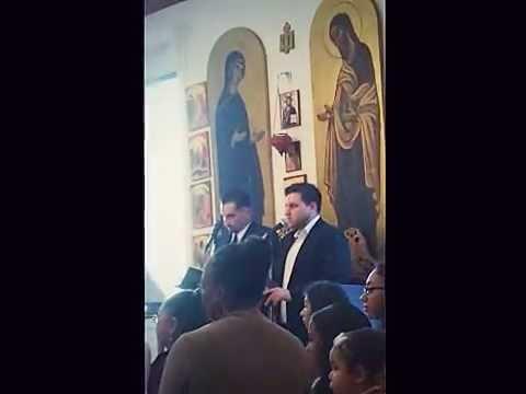 Antiochian Orthodox Christian Byzantine Wedding
