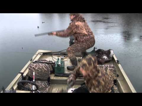 Duck Fishing