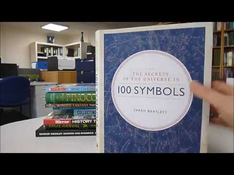 SECRETS OF THE UNIVERSE IN 100 SYMBOLS