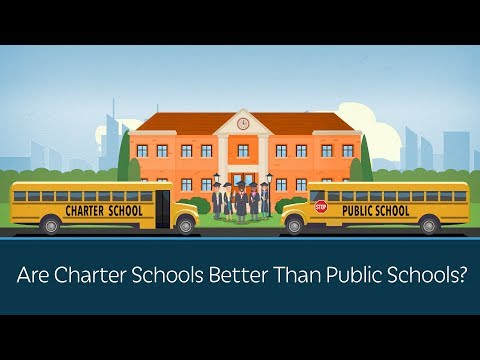Are Charter Schools Better Than Public Schools?