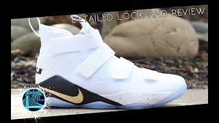 Nike LeBron Soldier 11 | Detailed Look and Review
