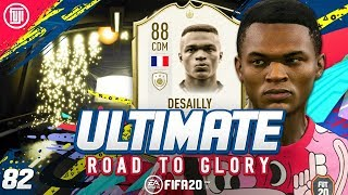 Gambar cover A MADNESS!!! ULTIMATE RTG #82 - FIFA 20 Ultimate Team Road to Glory