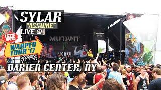 Sylar | Assume | Live at Warped Tour 2017 | Darien Center NY
