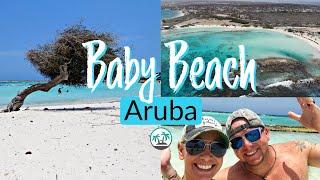 Aruba's Best Beaches - Baby Beach - Beaches of the Caribbean